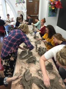 2015 Summer Art Therapy Workshop