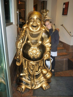 Buddah and Amy Lee