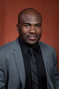 New faculty Antonio Cuyler, Art Education.