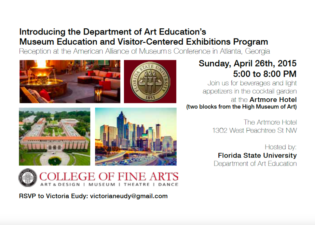 Museum Education and Visitor-Centered Exhibitions Program