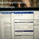 12 Days of Grad School - 8 Grant Applications