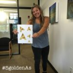 12 Days of Grad School - 5 Golden A's