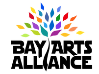 bay arts alliance logo