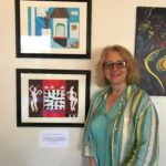 """Studio Art and Self-Care Concept's Class Exhibit, """"Art Therapists_ The Art Inside,"""" held at the Plant on Saturday, May 4, 2019(1)"""
