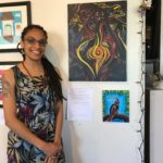 """Studio Art and Self-Care Concept's Class Exhibit, """"Art Therapists_ The Art Inside,"""" held at the Plant on Saturday, May 4, 2019(2)"""