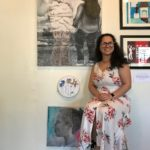 """Studio Art and Self-Care Concept's Class Exhibit, """"Art Therapists_ The Art Inside,"""" held at the Plant on Saturday, May 4, 2019(3)"""
