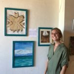 """Studio Art and Self-Care Concept's Class Exhibit, """"Art Therapists_ The Art Inside,"""" held at the Plant on Saturday, May 4, 2019(9)"""