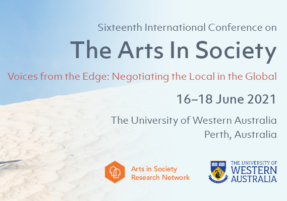 FSU Art Education Professors and Incoming Student Present at International Conference on the Arts in Society